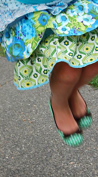 Ruffle skirts 2008 069